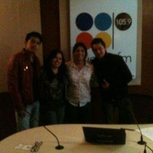 Zona de Paz 07 Diciembre 2012- Jóvenes cambiando el mundo