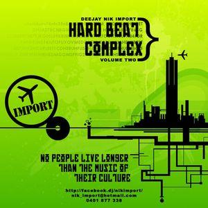 Nik Import - Hard Beat Complex Vol. 2 - Disgusting Little Creatures