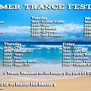 Summer Trance Festival - Christian Kirilov