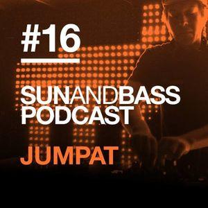 Sun And Bass Podcast #16 - Jumpat
