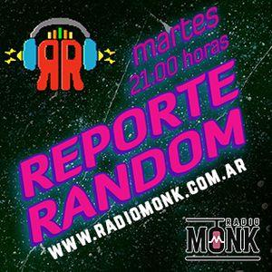 Reporte Random - 20 de Diciembre del 2016 - Radio Monk