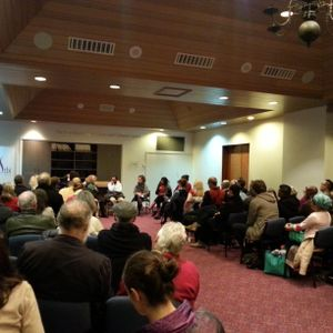 AJDS Racism Panel, 4 June 2015, Temple Beth Israel