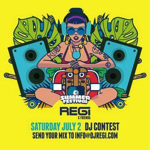 Summerfestival 2016 Regi & Friends contest mix