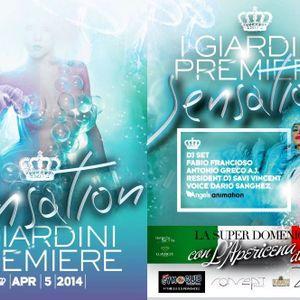 Premiere Gallipoli 5 Aprile 2014 - diretta Radio System