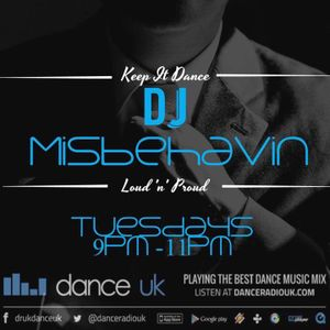 Dj Misbehavin - On Dance UK - The Tuesday Takeover