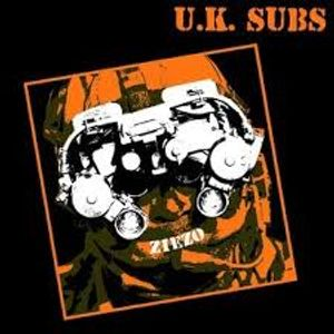 UK SUBS  Ziezo selected tracks plus more nonsense