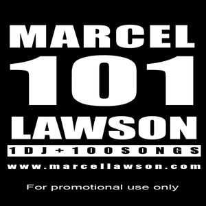 Hip Hop & RnB 101 - Mixed by Marcel Lawson.