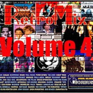 DJ Mix - Retro Mix Volume 4