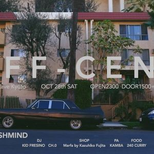 2017.10.28 Off-Cent Live Mix @Octave
