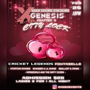 Xgen City Lock Live [Audio] Fed 25th 2017 [Xclusive One Drop Media] (Explicit!)