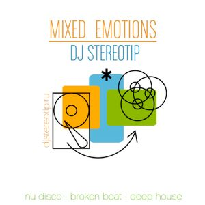 Mixed Emotions #21 (11-01-2014) @ Megapolis 89'5FM (Moscow)
