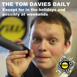 The Tom Davies Daily - 15th May 2012