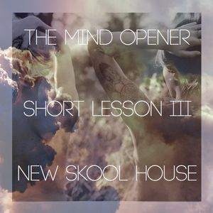 SHORT LESSON III : NEW SKOOL HOUSE