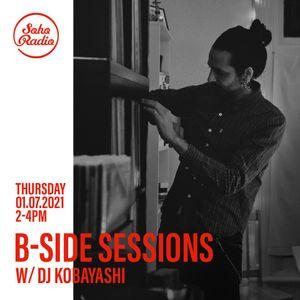 B-Side Sessions with DJ Kobayashi (01/07/2021)