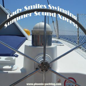 Lady Smiles Swinging Summer Sound Xpress_June 2015
