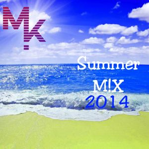 Summer Mix 2014 (mixed by MARV!N K!M) + Free Download