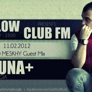 Oto Meskhy Guest Mix @ Club FM with DJ Fellow (11.02.2012)