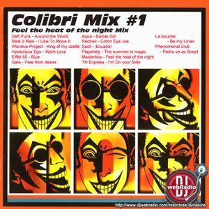 Djmakina presente - Colibri Mix #1