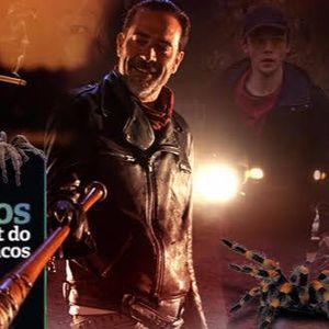 Podmaníacos #210 - The Walking Dead, Black Mirror, The Young Pope e muito mais