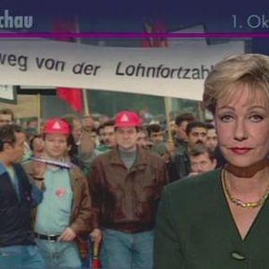 01.10.2016 - tagesschau vor 20 Jahren