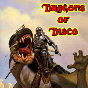 Balanga 15: Dragons of Disco Mix