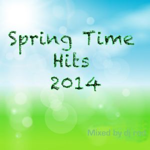 djred Springtime Hits March 2014