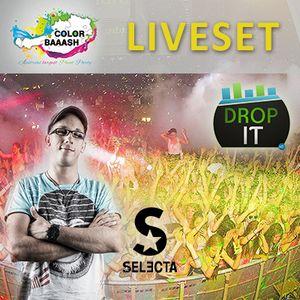 DJ Selecta Live at Color Baaash Klagenfurt (DropIT.FM)