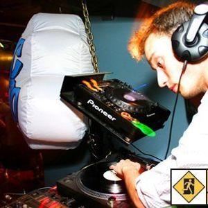 DJ Dan Sheppard AUG 2012