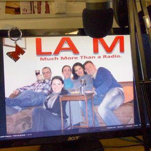 Especial de LA M sobre La Linea, Autismo y Rob birthday