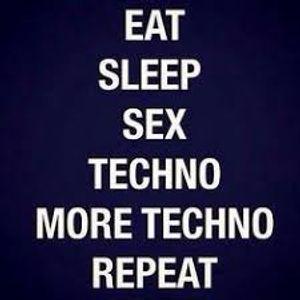 DJ_X_KAT TECHNO MIX