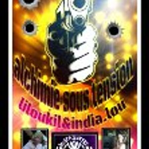 Alchimie sous tension - Liloukil & India-Lou - Live by Phyl Mascagne132 Solid Sound - 2012