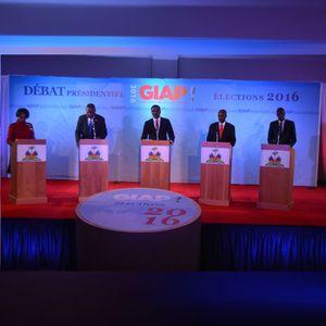 Anvan n' Vote 2016 – Débat Présidentiel GIAP – 20 Septembre 2016