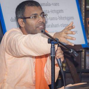 HG Kesavananda Prabhu - Srila Prabhupada's Books / Sunday feast
