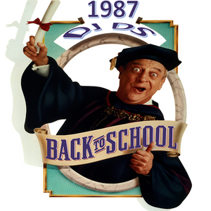 Goes Back to School (2nd Year: 1987)