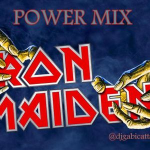 POWER MIX IRON MAIDEN  -DJ GABI CATTANEO