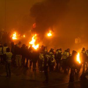 Dimanche 12 mai 2019 - Gilets Jaunes St Nazaire-Rennes-Dinan - Les soulèvements de la Terre