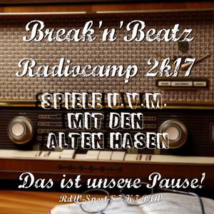 #Radiocamp 2k17: Spiele, u.v.m. mit den alten Hasen