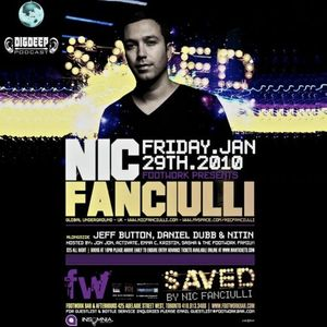 DD049 | The DigDeep Podcast Mixed By Nic Fanciulli Live @ Footwork - January 29th, 2010