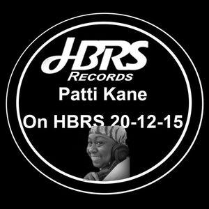 Patti Kane Live On HBRS 29-11-15