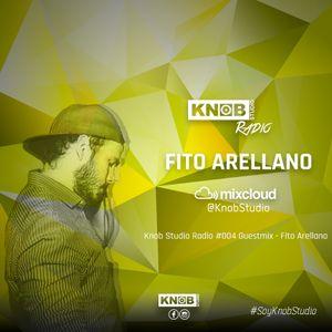 Knob Studio Radio #004 Guestmix - Fito Arellano