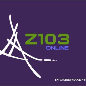 Z103 Lunch with Joe Harrington - 14-04-10