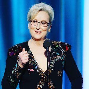 Karis Comedy Corner #1702: Meryl Streep Speech