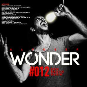 "ALF DEEP PRESENTS: WONDER ""EDM"" RADIO SHOW [EPISODE.0112]"