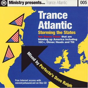 Dave Ralph - Ministry Presents...Trance Atlantic - 1999