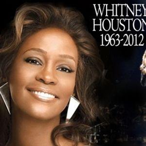 Whitney Houston, Missing You! 1963-2012 (Sunday 12 February 2012)