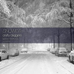 """Snow Day"" - LIVE from Tropicalia DC - Crafty Daggers 1-2-2014"