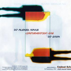 DJ Alexey Novus & DJ Gnom – Limitededitions One [2003]