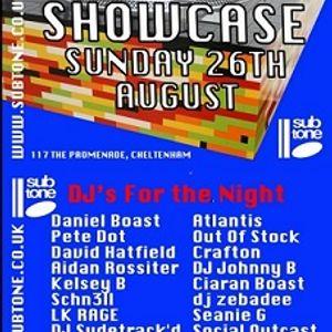 Subtone DJ Showcase - August 2012