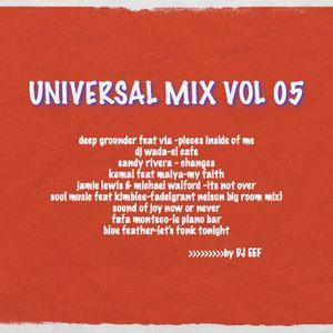 Universal mix vol 05