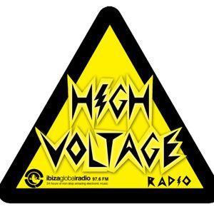 HIGH VOLTAGE Radio show 23/03/11 - DaisyGoesElectrik via IbizaGlobalRadio